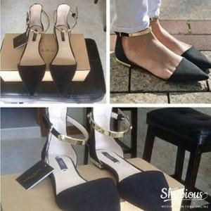 Pemilihan Jenis Sepatu