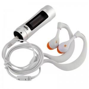 OEM Waterproof Underwater MP3 Music Player