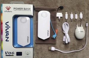 Vivan Power Bank