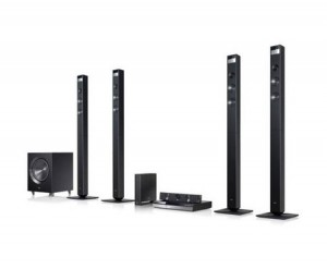 Home Theater 9.1 Ch