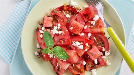 salad semangka